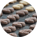 cookies with cinnamon and cocoa gallery